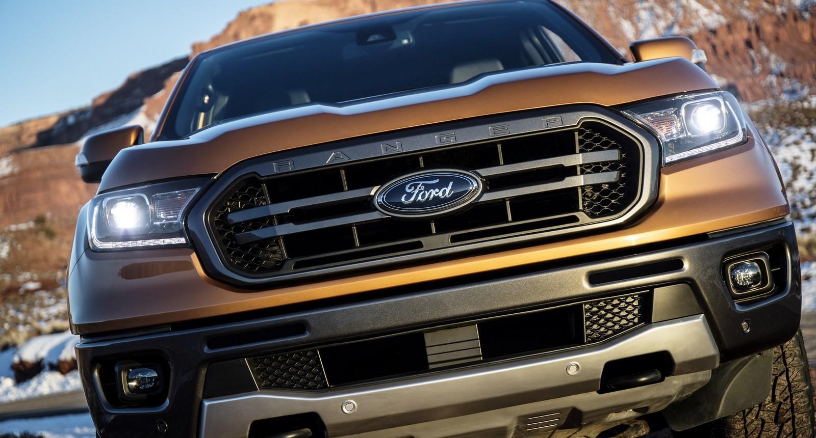 Foto de Ford Ranger 2019 (9/22)