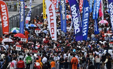 Se desvela el calendario provisional del Super GT para 2015