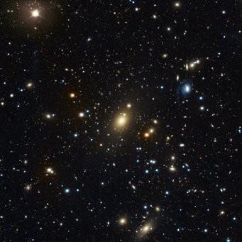 Se ha descubierto el agujero negro más masivo: tiene  40.000 millones de masas solares