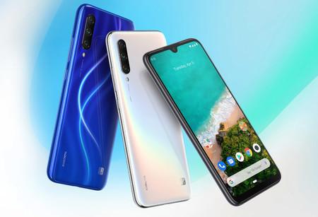 Xiaomi Mi A3: triple cámara y pantalla AMOLED como armas para competir ferozmente por el trono de la gama media