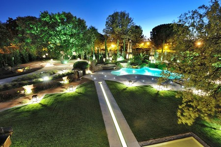 Jardin Iluminado