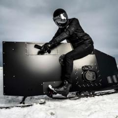 Foto 4 de 14 de la galería snowped en Motorpasion Moto