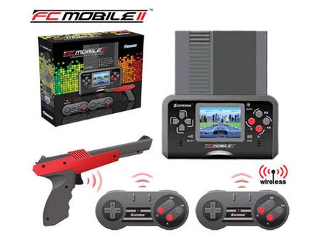 FC Mobile II, la consola portátil definitiva