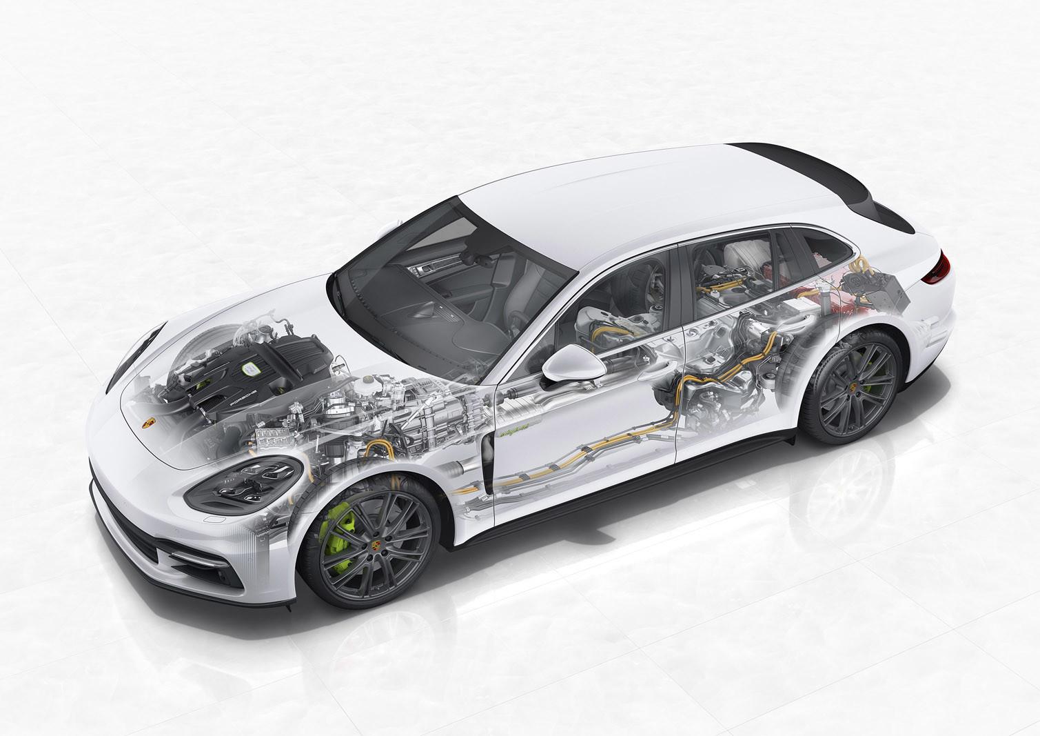 Foto de Porsche Panamera Sport Turismo, toma de contacto (30/75)