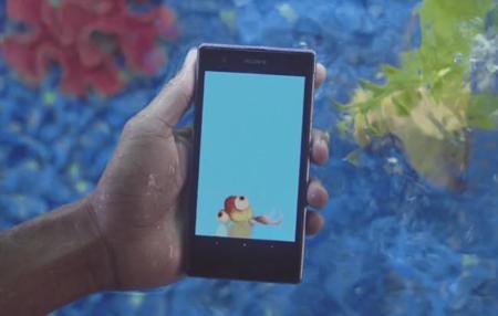 Algunos teléfonos Sony reconocen cuando están bajo el agua: Underwater Apps