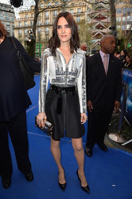 Jennifer Connelly en París