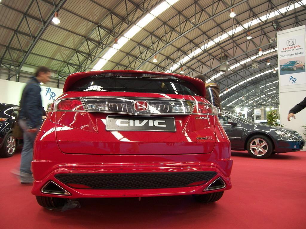 Foto de Honda Civic Type-R en el Salón de Vigo (1/5)