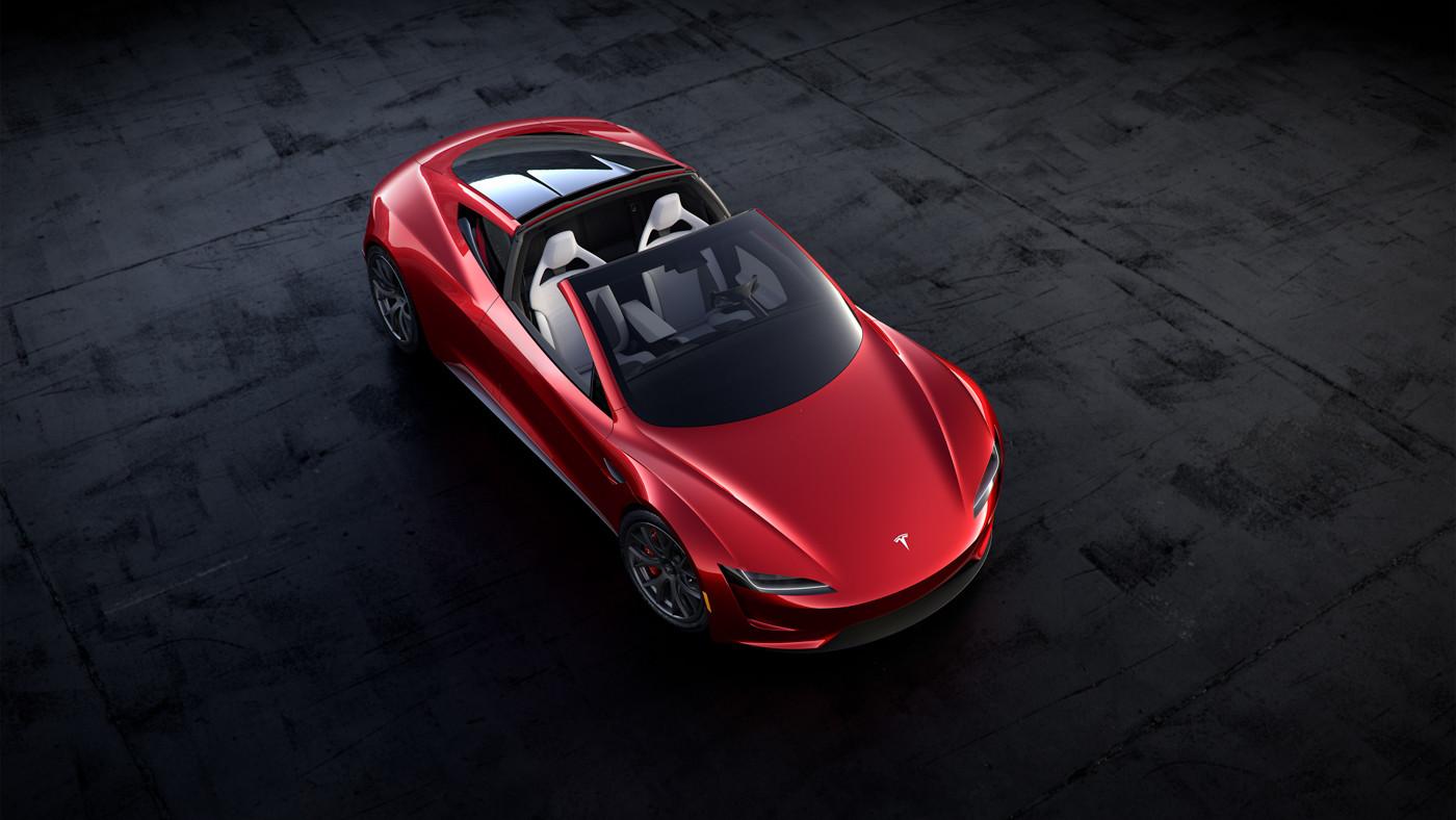 Foto de Tesla Roadster (6/11)
