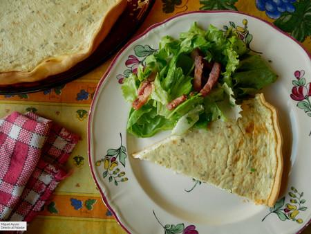 Tarta de queso batido: receta francesa muy fácil para una comida socorrida