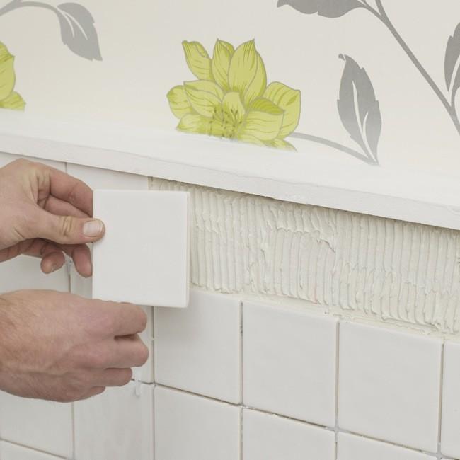 Quitar Azulejos Baño:Te atreves a cambiar tú mismo los azulejos del baño? Es más
