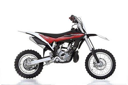 Gama Husqvarna de motocross para 2012
