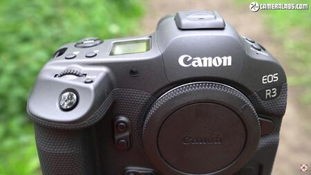 Canon Eos R3 De Cerca 7