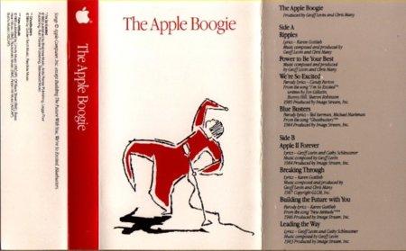 apple boogie cubierta