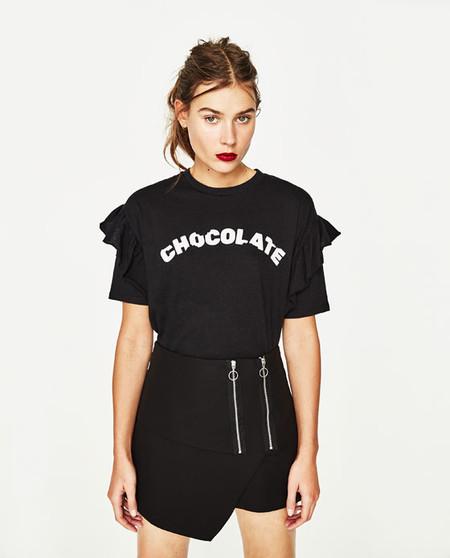 Camiseta Chocolate