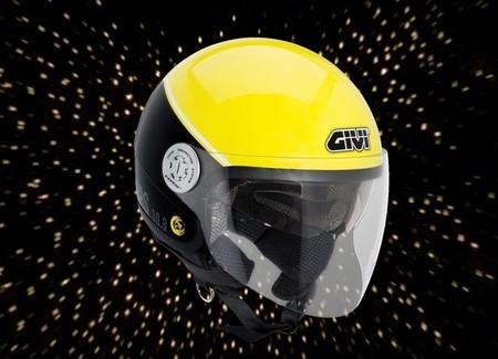Givi 10.8 Urban-J, un casco para que te vea todo el mundo