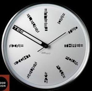 Reloj con código secreto