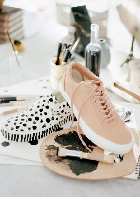 zapatos vans mujer 2016