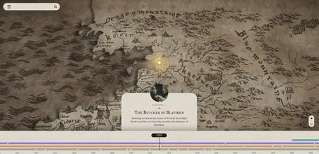 'The Witcher': Netflix lanza un práctico mapa interactivo para conocer mejor el universo de la serie