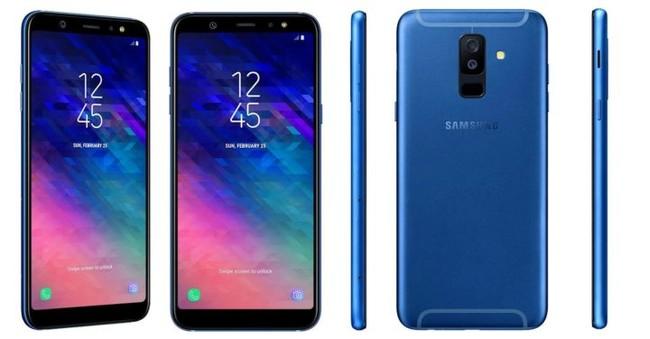 Samsung Galaxy A6 y Galaxy A6+: todas las características al descubierto antes de su presentación