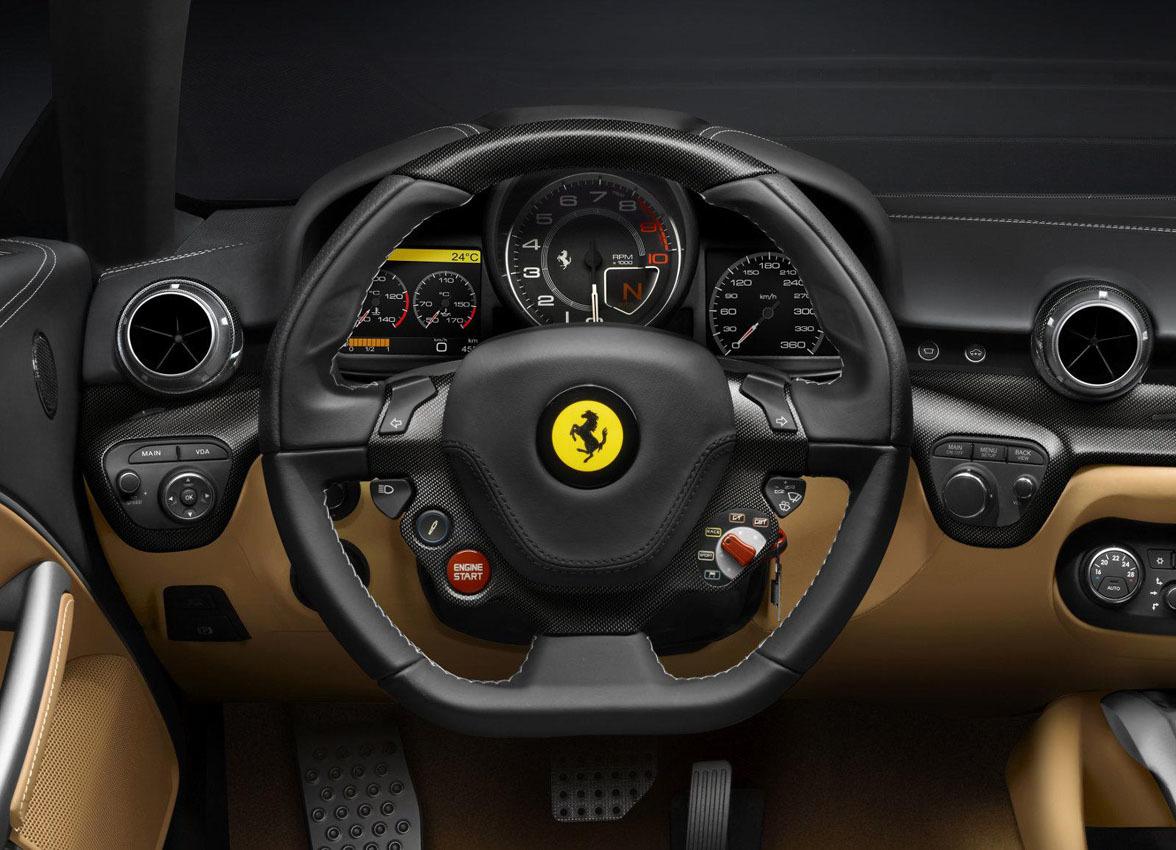 Foto de Ferrari F12 Berlinetta (6/7)