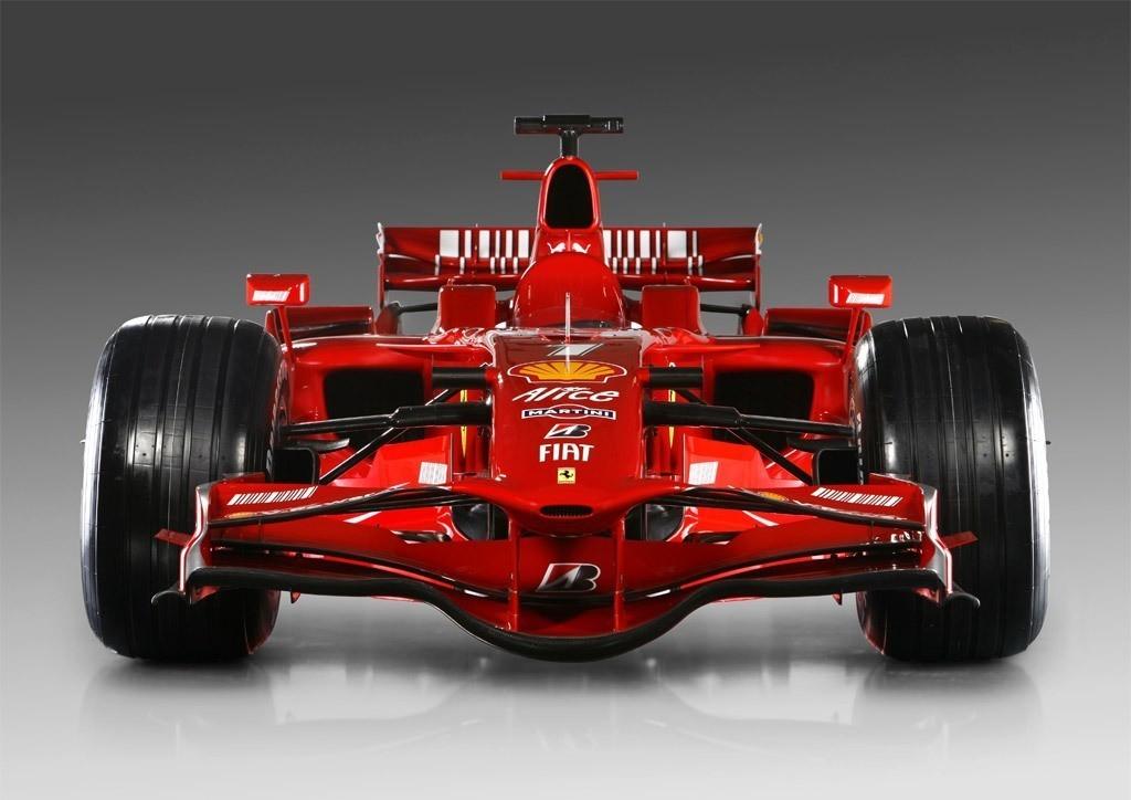 Foto de Ferrari F2008 (1/21)