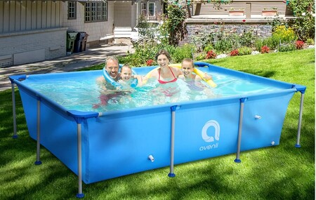 11 piscinas desmontables para refrescarte este verano que puedes comprar desde 45 euros
