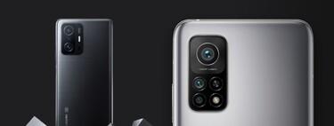 Comparison: Xiaomi 11T, 11T Pro, Mi 10T and Mi 10T Pro