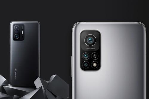 Comparativa: Xiaomi 11T, 11T Pro, Mi 10T y Mi 10T Pro