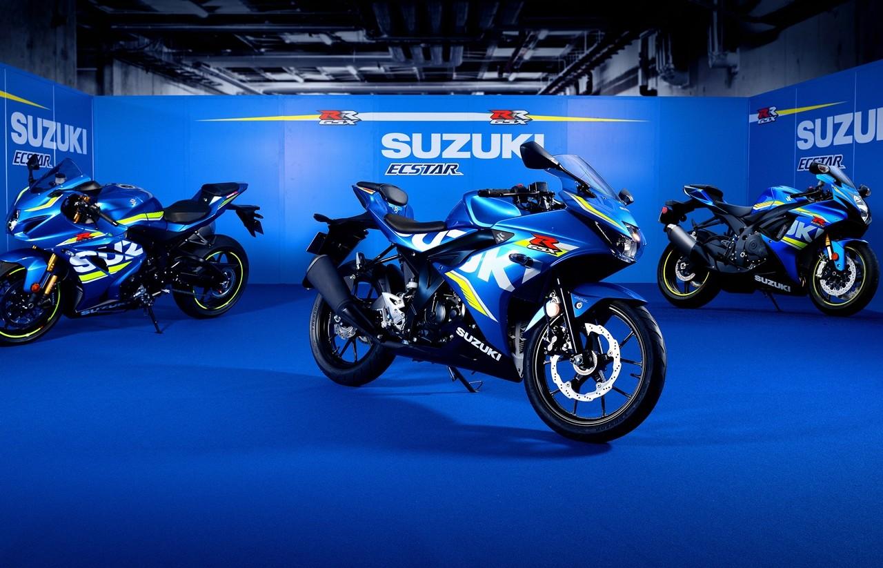 Foto de Suzuki GSX-R125 2017 (9/36)