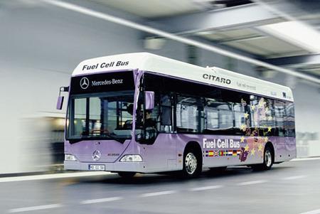 Mercedes Citaro: 2 millones de kilómetros de experiencia con pila de combustible