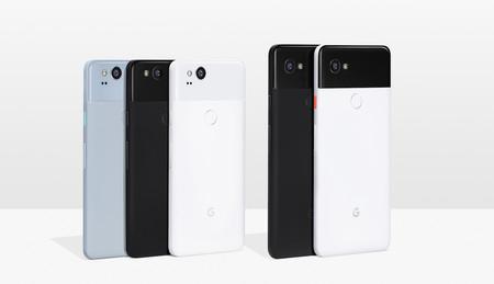 Pixel 2 y Pixel 2 XL: uno tradicional y uno sin marcos para competir por el puesto de mejor smartphone