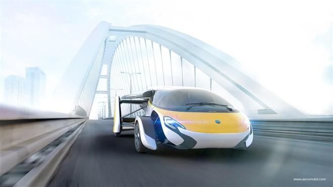 Este coche volador ya podrá reservarse este año