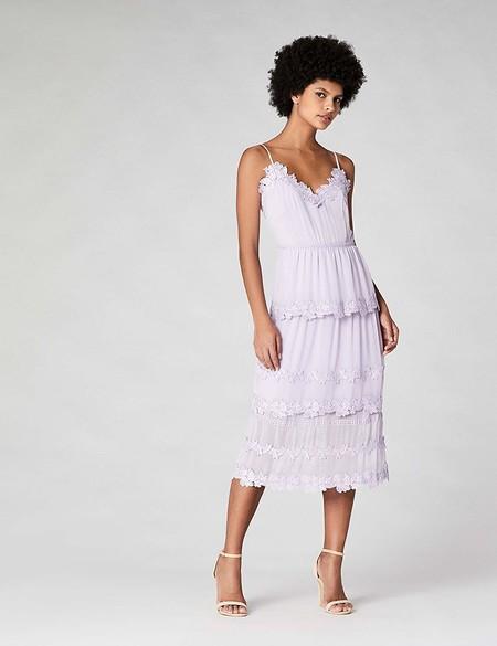 Vestido Amazon Lila Pastel