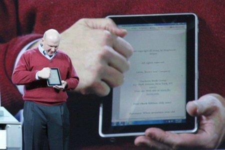 Microsoft está muy encima de las especificaciones hardware a cumplir por las tablets Windows