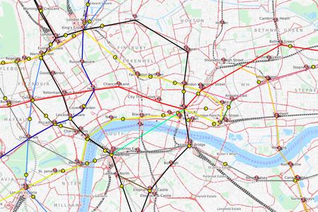 Metro Londres Centro