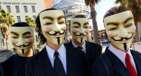 Anonymous hace una demostración de fuerza con el ataque a las webs de los partidos