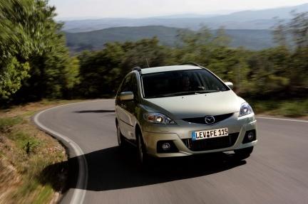 Restyle para el Mazda5