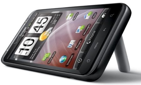 HTC Thunderbolt también impresiona