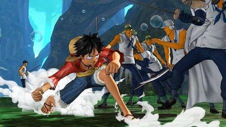 Épico tráiler europeo de 'One Piece: Pirate Warriors', el próximo título exclusivo de PS3 basado en 'One Piece'