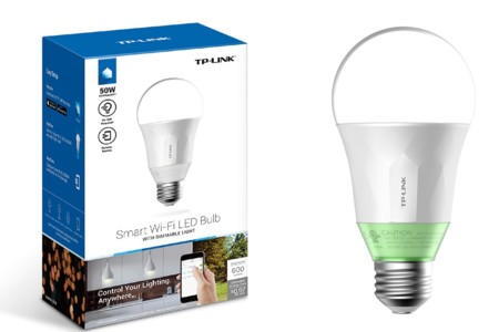 Estas bombillas led de tp link se conectan a la red wifi - Luces led para casa precios ...
