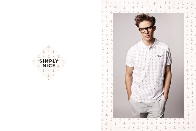 Foto de Springfield Lookbook Summer 2013 (2/27)