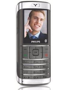 Philips Xenium 9@9d, duración de batería extralarga