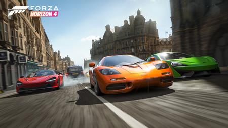 Confirmada la lista completa de los más de 450 vehículos disponibles en Forza Horizon 4