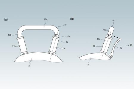 Kawasaki Patente