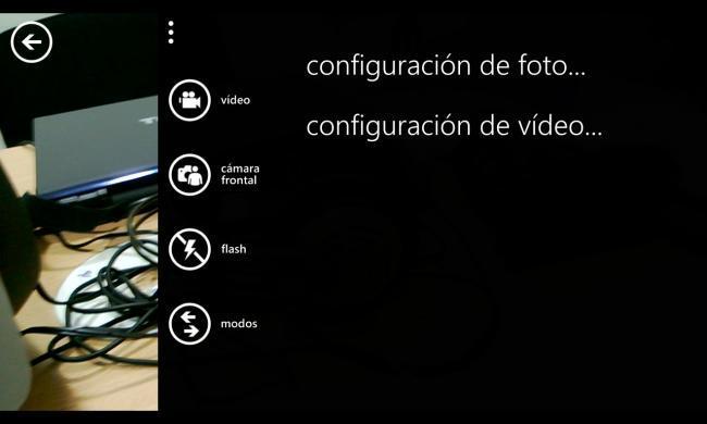 Nokia interfaz Lumia 920 foto
