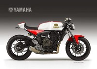 Yamaha MT-07 Street Racer Concept