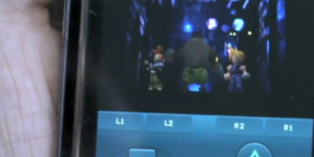 Vídeo de 'Final Fantasy VII' y 'Pokemon' corriendo en el nuevo iPhone 3GS