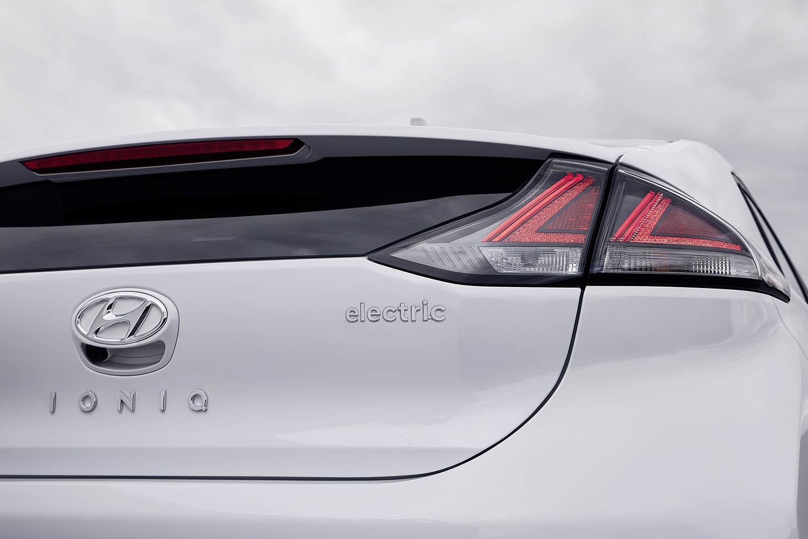 Foto de Hyundai Ioniq Electrico 2020 (9/14)