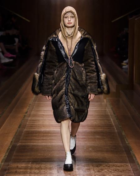 Burberry Autumn Winter 2019 Collection Look 25