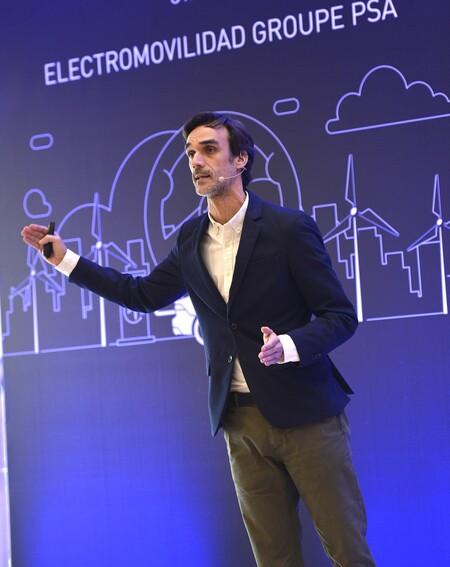 Alberto Morla, Director de Transición Energética
